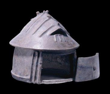 Hut Urn Alban Mount British Museum 9th 8th c BCE