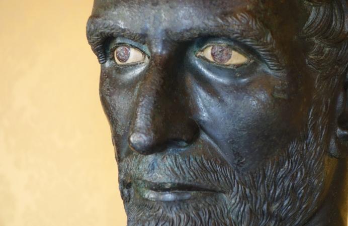 Capitoline Brutus Steven Zucker Flickr 1
