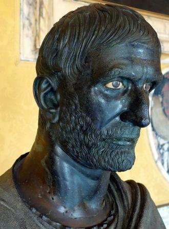 Steven Zucker Capitoline Brutus 3