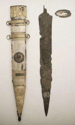 Sword of Tiberius British Museum
