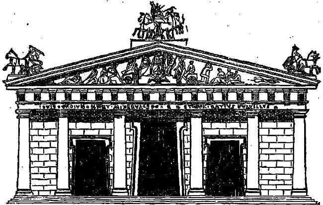 temple of Jupiter Capitolinus 509 gutenberg