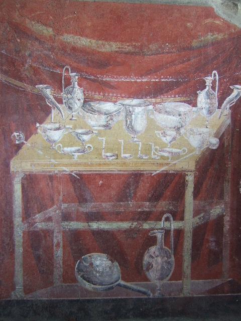 C. Vestorius Priscus tomb Pompeii in pictures.jpg