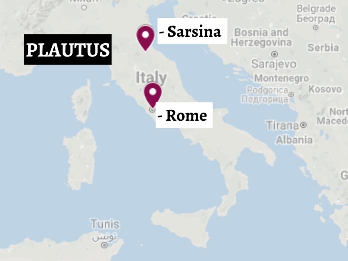CL 102 Fall 2019 Plautus sarsina.001