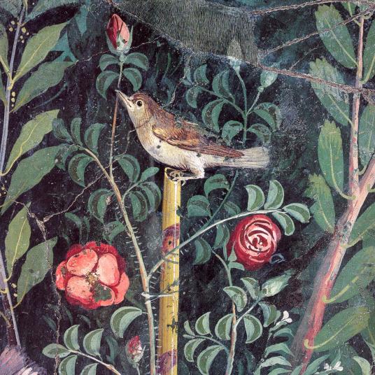 Nightingale: House of the Golden Bracelet, Pompeii. 1st c. BCE or CE.