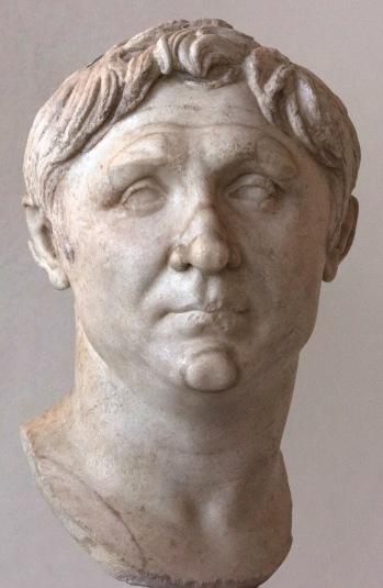 Portrait of Pompey. Venice, Museo Archaeologico. Flickr Egisto Sani CC BY-NC-SA 2.0