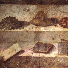 Wallpainting from House of Julia Felix, Pompeii. Inv. 8598.
