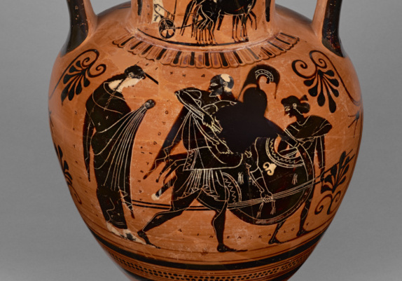 Storage Jar with Aeneas and Anchises