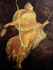 Maenead from Casa del Naviglio in Pompeii 1st c. CE