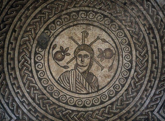 The Hinton St Mary Mosaic 01